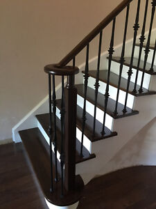 Stairs and Hardwood Installation and Refinishing
