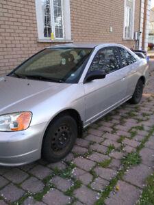 2002 Honda Civic Auto