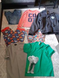 Boys clothes 12 yrs