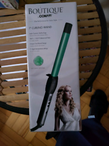 Brand new curling iron for sale