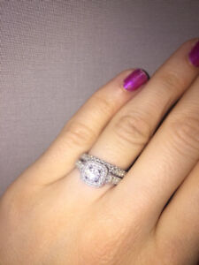 vera wang love collection - engagement and wedding rings