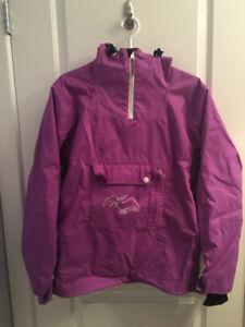 Air Blaster Ski/Snowboard Jacket - Purple - Medium