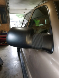 Chev power tow mirrors