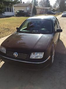 2005 Jetta TDI with tow package