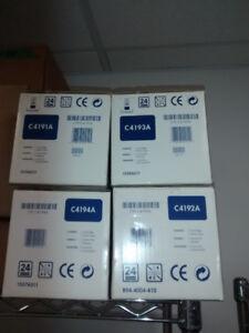 HP colour lazerjet toner cartridge