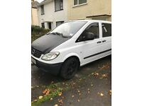 Mercedes Vito 111 cdi long