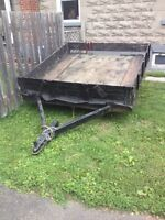 Trailer for quick sale.