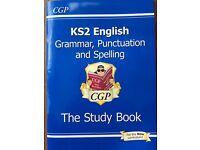 KS2 study book