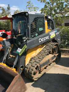 2014 323D John deere track skid steer! Very clean unit!