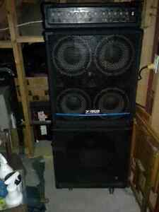 Bass amp deal
