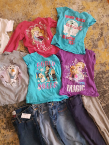 Size 5/6 girls clothes