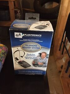 Plantronic headset sounds system