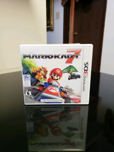 Mario Kart 7 for 3DS In Perfect Condition!