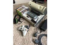 Pristine Xbox 360 bundle. Top games. Free Stuff Included!!