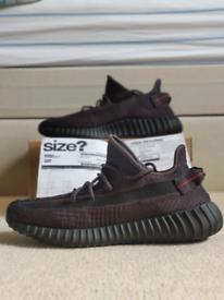 Adidas Yeezy Boost 350 V2 Static Black, UK 10.5