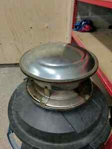 6 inch stove pipe end