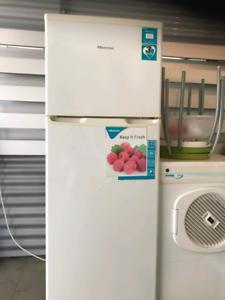 Free fridge-freezer working