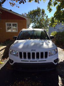 2012 Jeep Compass Sport SUV, Crossover St. John's Newfoundland image 2