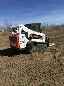 Bobcat Track Loader/Skid Steer RENT