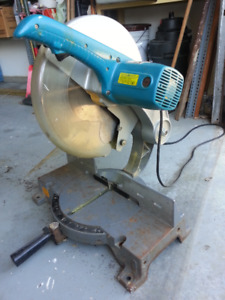 MITRE SAW-HEAVY DUTY