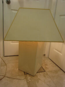 Mid Century Modern George Kovacs Table Lamp