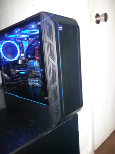 Custom built gaming desktop