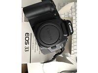 CANON EOS 33 Film Camera