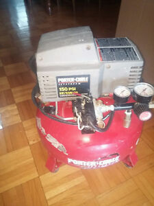 Compresseur a Air Porter-Cable 150 LBS, 2 HP