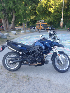 2012 BMW F650 (798) GS Parallel Twin, $7,500.00