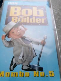 Bob The Builder Cassette