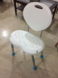 Bath seat chair Cornwall Ontario image 1