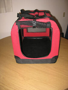 Soft Sided Comfy Pet Carrier
