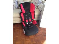 Kiddicare Car seat for baby and toddler