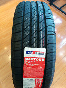 P215/70R15 GTRADIAL MAXTOUR ALL SEASON TIRES *FREE INSTALLATION*