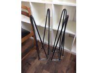 Hairpin table legs vintage