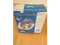 Visiq Foot Spa Brand New in Box
