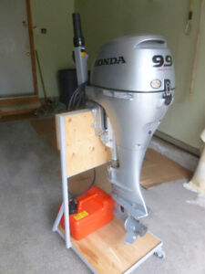 Looking for 9.9 HP outboard, 4 stroke, short shaft.