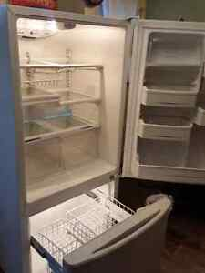 Fridge and Freezer  Edmonton Edmonton Area image 1