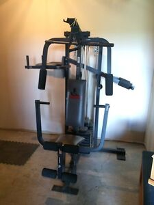 Weider 8530 weight lifting set