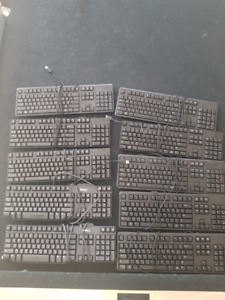 10 Dell Keyboards