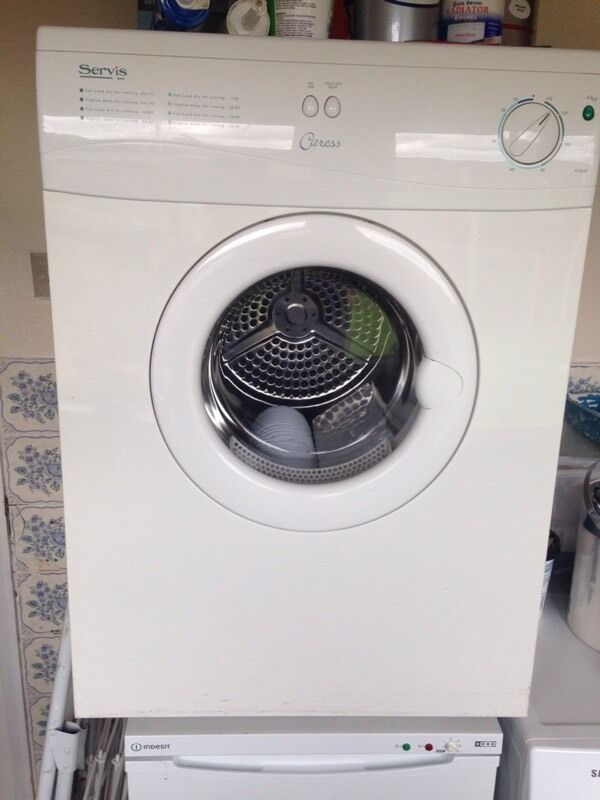 Servis Tumble Dryer Model M2010 In Cookridge West