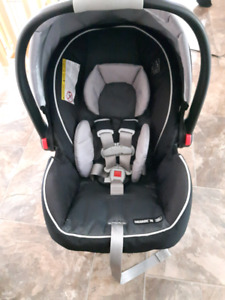 Coquille graco click connect 35