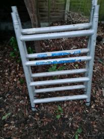 Scaffold aluminium