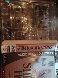 The return of Sherlock Holmes 8 cassette deluxe edition London Ontario image 3