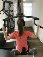 Personal Trainer In Private Gym Richmond, BC