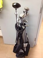 Golf set to sell