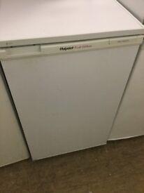 Hotpoint under counter fridge with freezer box