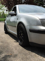 2002 Volkswagen Jetta turbo and boost chip