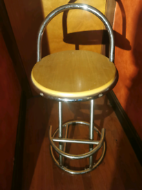 Bar stool Gone