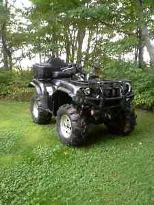 2003 Yamaha Grizzly 660 Limited Edition